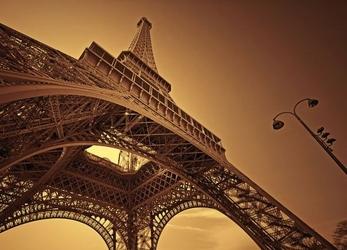 Paryż - fototapeta