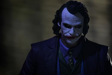 Batman - JOKER ver2 - plakat Wymiar do wyboru: 100x70 cm