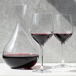 Krosno harmony kieliszki do czerwonego wina 450 ml 6 szt.