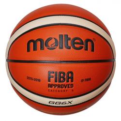 Piłka Molten GG6X dla kobiet r. 6