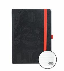 Star Wars Vader Art - notes A5