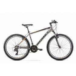 Rower górski romet rambler r6.1 26 2020, kolor grafitowy, rozmiar 19