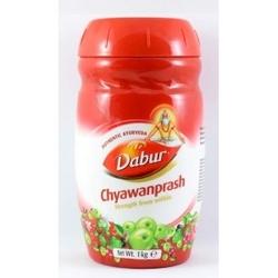 Chyavanprash 1kg dabur chyawanprash - pasta wzmacniająca odporność