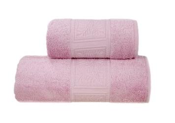 Ecco bamboo różowy ręcznik bambusowy greno - różowy