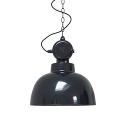 Lampa factory m czarna hk living