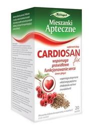 Cardiosan zioła fix x 20 saszetek