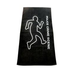 Ręcznik crime scene