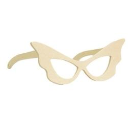 Drewniane okulary do zdobienia - 02 - 02