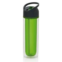 Xd design - butelka duo 360 ml - zielona - zielony