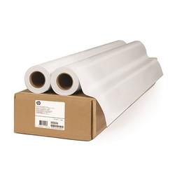 Hp hp everyday matte polypropylene, matt polipropylen, foto niepowlekany polipropylen, matowy, biały, role, 120 gm2, 2 szt., c