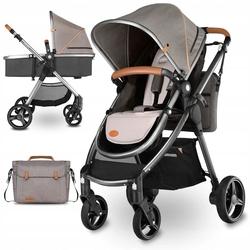 Wózek wielofunkcyjny lionelo greet 2w1 + gondola + torba