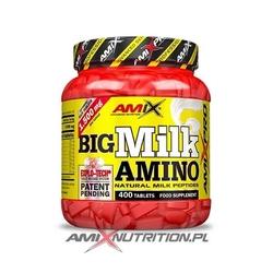 big milk amino 400 tabs. amixpro® series