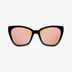 Okulary hawkers black rose gold melrose - melrose