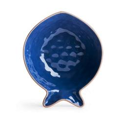 Sagaform - seafood - miska do serwowania rybka 18 cm, niebieska - niebieski