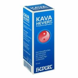 Kava Hevert krople relaksujące