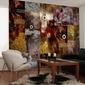 Fototapeta - malowana abstrakcja