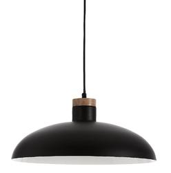 Lampa wisząca CARAMA czarna - czarny