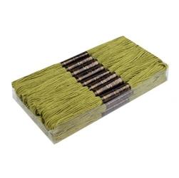 Mulina bawełniana 8 m - zielony jasny - ZIELJAS