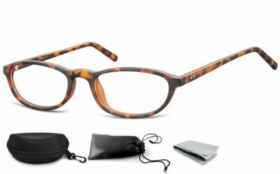 Okulary oprawki zerówki na korekcję wąskie szybkie sunoptic cp131a