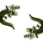 Spinki do mankietów aligator ps-597