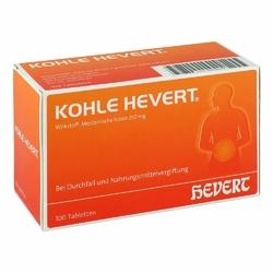Kohle Hevert tabletki z węglem