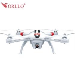 Dron quadcopter orllo ap10 gps zasięg 500m czas trwania lotu 20 minut.