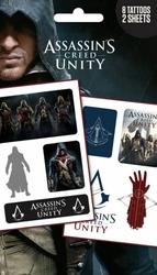 Assassins Creed - Unity Mix - tatuaż