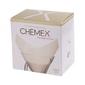 Chemex | filtry papierowe białe kwadratowe 100 szt.