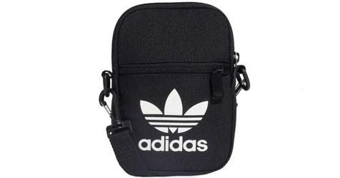 Saszetka adidas fest bag tref ei7411 one size czarny