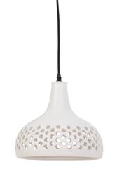 Lampa wisząca mercurius s biała - biały