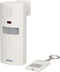 Alarm z wbudowaną syreną orno or-ma-711 - szybka dostawa lub możliwość odbioru w 39 miastach