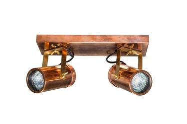 Dutchbone lampa spotlight scope-2 dtw miedziana 5500637