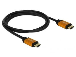 Delock kabel hdmi mm v2.1 8k 60hz czarny 1,5m