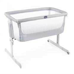 Chicco next2me air stone łóżeczko dostawne + lampka usb