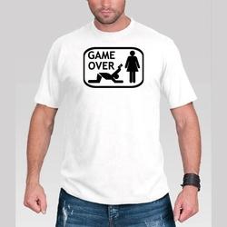 Koszulka GAME OVER - Oddaj Kartę - L