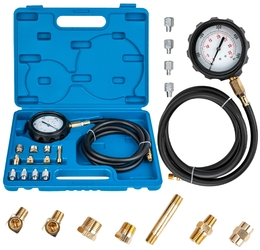 Tester ciśnienia miernik oleju 12 elem. falontech