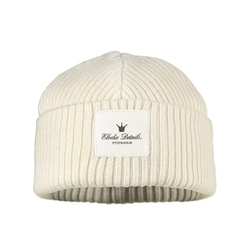 Elodie details - czapka vanilla white 0-6 m-cy