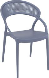 Krzesło sunset szare - szary