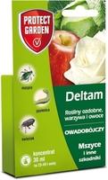 Deltam – zwalcza szkodniki roślin – 30 ml protect garden