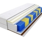 Materac kieszeniowy brema multipocket 105x125 cm średnio  twardy kokos visco memory