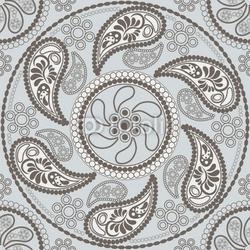 Fotoboard na płycie bezszwowe wzory mandali