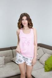 Leinle happiness 579 piżama damska