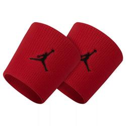 Frotki opaska na nadgarstek Air Jordan Jumpman Wristbands - 2 szt. - Czerwony
