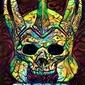 Psychoskulls, eredin, the witcher wiedźmin - plakat