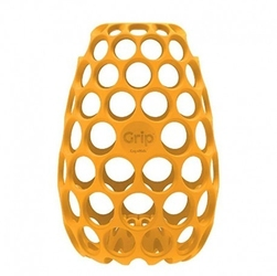 Cognikids grip® – baby bottle gripper osłonka na butelki do karmienia tangerine