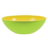 Dwukolorowa miska żółto-zielona 32 cm Zak Designs