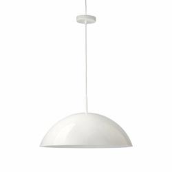 HK Living :: Lampa wisząca Cupola biała