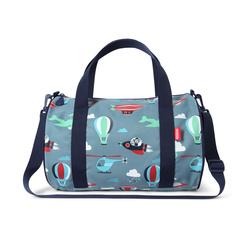 Podręczna torba niebieska w małpki Penny Scallan
