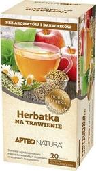 Apteo natura herbatka na trawienie x 20 saszetek