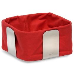 Koszyk na pieczywo Blomus Desa czerwony mały B63458